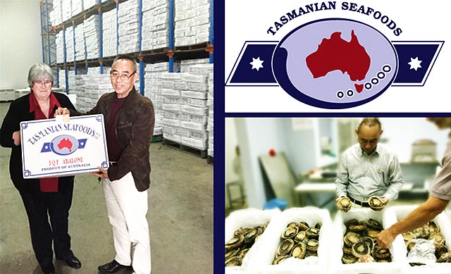 công ty tasmanian seafoods