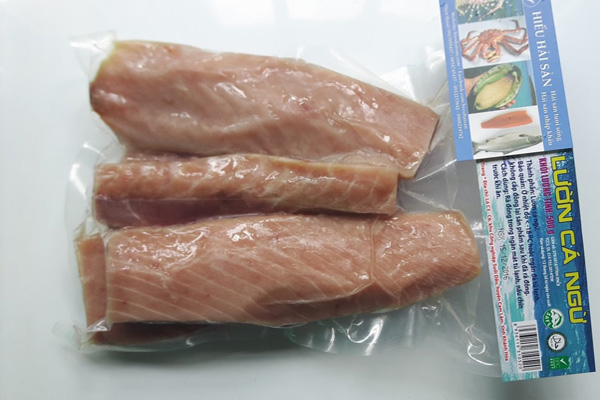 Lườn cá ngừ (500g)