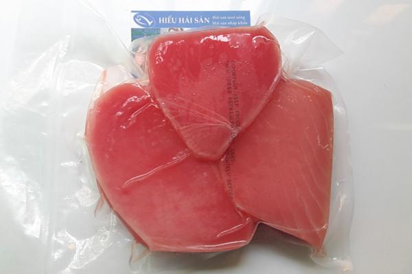 Cá ngừ cắt lát (500g)