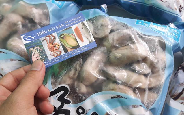 Thịt Hàu sữa Hàn Quốc