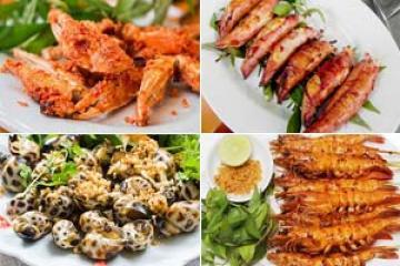 Gợi ý bạn những món hải sản ngon làm tại nhà cho cuối tuần