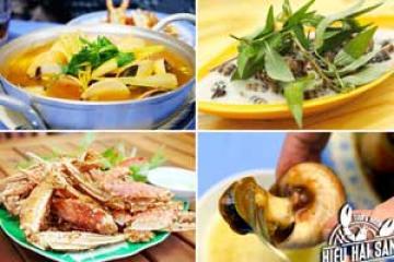 Vài món hải sản ăn ngon dễ làm tại nhà
