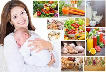Dinh dưỡng cho mẹ bầu để con thông minh